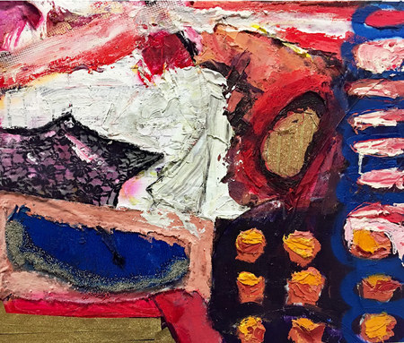 """""""Painting"""" An Online Exhibition curated by Lavaughan Jenkins at Musa Collective - Boston"""